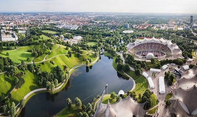 Olympiapark Munique