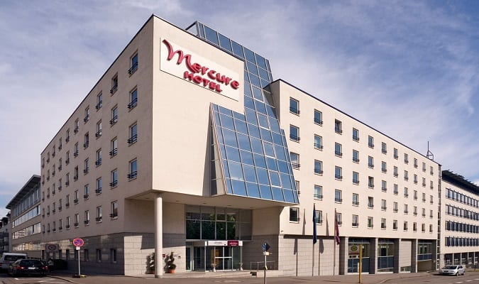 Hotel Mercure Stuttgart City Center