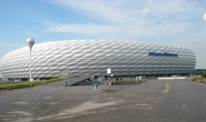 Allianz Arena Munique