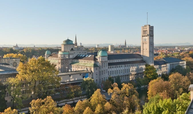 Deutsches Museum Munique