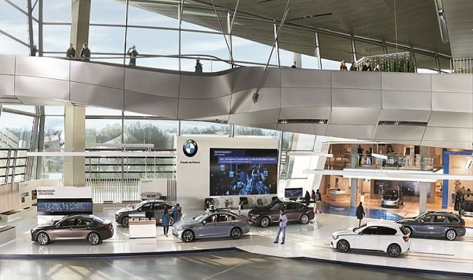 BMW Welt Munique