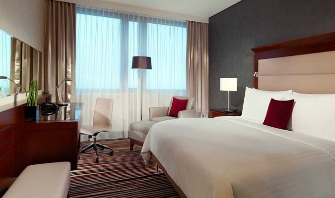 Hotel Marriott Frankfurt