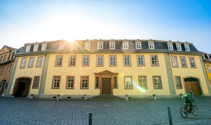Casa de Goethe Weimar