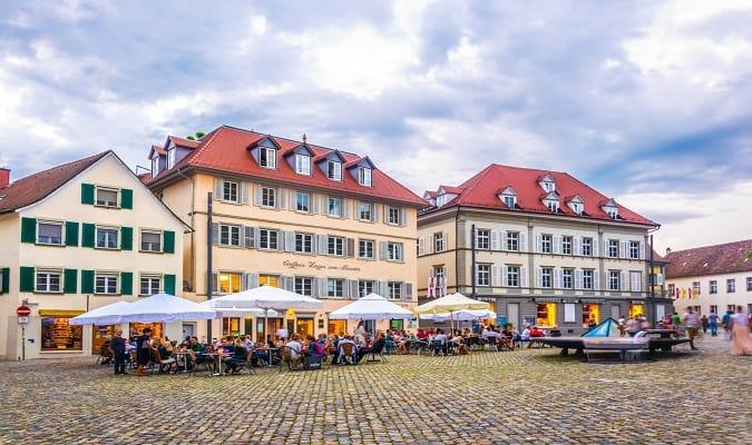Centro Antigo de Konstanz