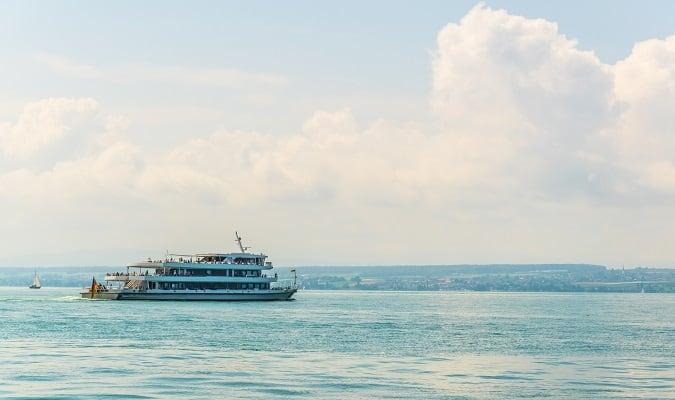 Passeio de Barco pelo Lago em Konstanz