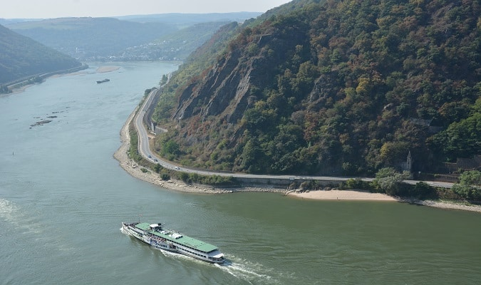 Loreley St Goarshausen