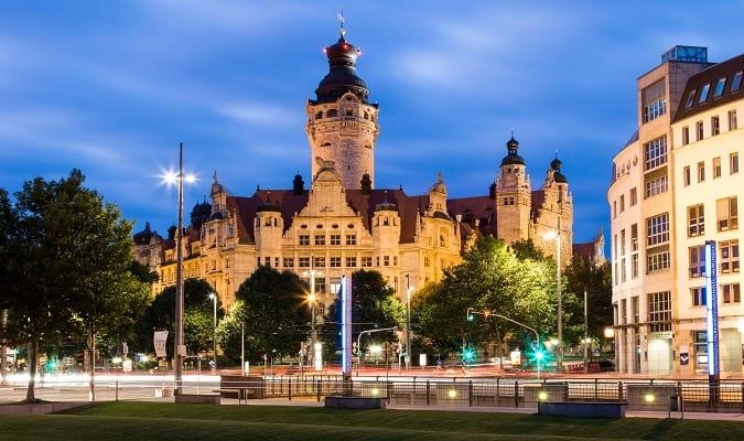 Nova Prefeitura Leipzig