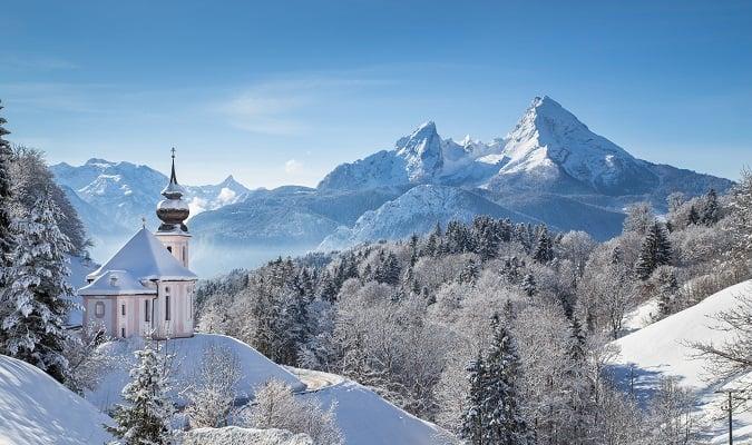 Nationalpark Berchtesgadener