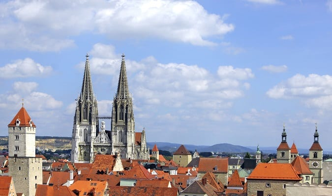 Goldener Turm eDom St Peter